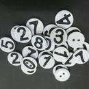ボタン 数字