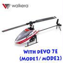 【送料無料!】ラジコン ヘリコプター WALKERA ワルケラ Super CP+DEVO7 セット 6CH 6チャンネル【新品】
