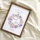《A4》ウェルカムボード(bouquet)