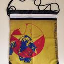 Panther bag yellow