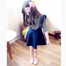 【予約】サロペットスカート2点セット
