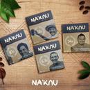 アマゾンカカオ体験セット(タブレット4種+野生種カカオ豆)