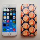 iPhone6/6sケース/ピーコックスオブグランサムホール・ネイビー