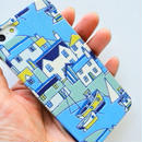 iPhoneSE/5sケース/クールコースト・水色
