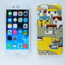 iPhone6/6sケース/リバティ・クールコースト・イエロー