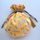 リバティキャンディ巾着・リトルトレジャー・イエロー