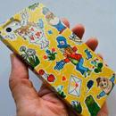 iPhoneSE/5sケース/ギャリーモジャースレイナード・イエロー