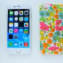iPhone6/6sケース/リバティ・ポピー&デイジー