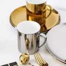 Metallic マグカップ《GOLD/SILVER》