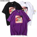 【TREND】GETEYEデザインTシャツ 3カラー