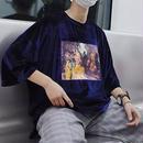 【NEW】Stayデザイン特殊生地Tシャツ 3カラー