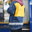 【大人気】イエローデザインデニムジャケット 2カラー