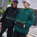【数量限定】ビックポケットデザインナイロンフーディー 2カラー