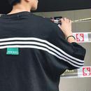 【再入荷】バックスリーラインビックTシャツ 3カラー