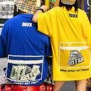 【売り切れ間近】INSIDEデザインビックTシャツ 4カラー