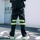 【COOL】グリーンラインデザインラフパンツ 2カラー