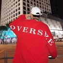 【大人気】OVERデザイントレーナー 3カラー
