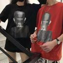[大人気]MENプリントデザインTシャツ 3カラー