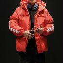 【HOT】3ラインダウンジャケット 3カラー