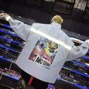 【11/11限定販売】MOデザインリフレクトジャケット