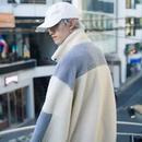 【COOL】ホワイトフリースデザインジャケット