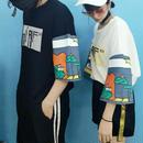 【HOT】RUFデザインユニセックスTシャツ 2カラー