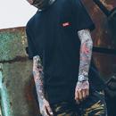 【SIMPLE】O.lifeワンポイントTシャツ 2カラー