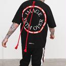 【STREET】IMAGEロング紐Tシャツ 2カラー