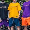 【売り切れ間近】人生如戯デザインTシャツ 3カラー