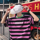 【HOT】OPENINGボーダーTシャツ 2カラー
