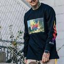 [COOL]EXTREMEデザインロングTシャツ 3カラー