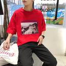 【トレンド】HAVEデザインTシャツ 3カラー