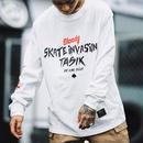 [GOOD]Anotherデザイン長袖Tシャツ 2カラー