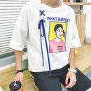 [COOL]What happenデザインTシャツ 2カラー