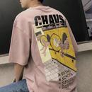 【HOT】CHAVSデザインTシャツ 3カラー