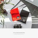 【売り切れ間近】シンプルデザインミニポーチ 2カラー