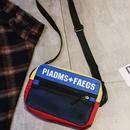 【大人気】PIADMSデザインショルダーバッグ 4カラー