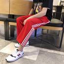 【売れ筋】 3ラインショート丈パンツ 4カラー