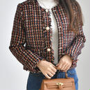 feminine tweed jacket
