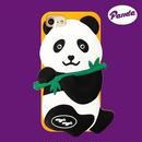 """【Wiggle Wiggle】スマホカバー""""Panda""""【iPhone8/7/6s/6対応】"""