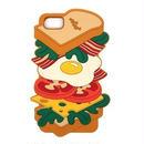 "【Wiggle Wiggle】スマホカバー""SANDWICH""【iPhone8/7/6s/6対応】"