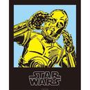 ミニポスター スターウォーズ(C-3PO)