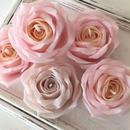薔薇のキャンドル(1輪)
