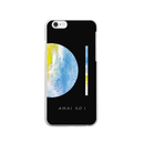「AWAI KO I」クリアiPhoneケース / 013