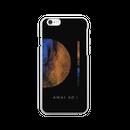 「AWAI KO I」クリアiPhoneケース / 015