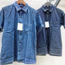ワバッシュ半袖シャツ