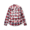 ANTI SOCIAL SOCIAL CLUB PSY FLANNEL
