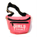 GIRLS TOUR FUNNY PACK / HOT PINK