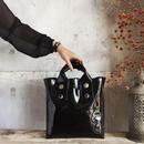 enamel concho  bag(S)