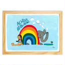 039 NoRain  NoRainbow A4size